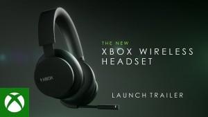 Беспроводная гарнитура Xbox Wireless Headset появится в марте этого года