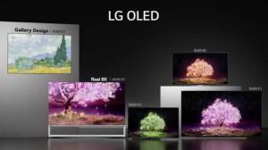 LG представила OLED-телевизоры нового поколения