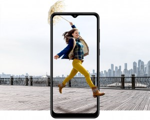 Samsung Galaxy A02 появился в продаже