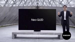 Телевизоры Samsung Neo-QLED получат поддержку AMD FreeSync Premium Pro