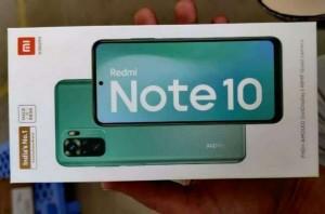 Стала известна цена Redmi Note 10 Pro
