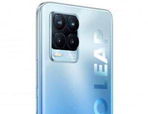 Смартфон Realme 8 Pro получил 108-Мп камеру