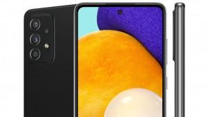 Samsung Galaxy A52 показали на фото