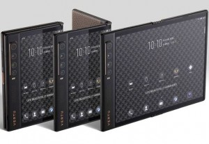 Складной телефон Vertu Ayxta Fold 5G запущен в Китае