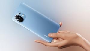 Xiaomi Mi 11 Lite окажется очень тонким смартфоном