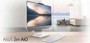 ASUS представила моноблок Zen AiO 24 (M5401) на базе AMD Ryzen
