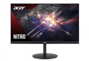 Acer представила на российском рынке игровой монитор Nitro XV272UX