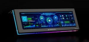 Barrow представила дисплей FBEHD-01 для мониторинга системы