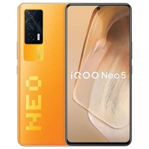 Выпущен игровой смартфон iQOO Neo5 с Snapdragon 870 SoC