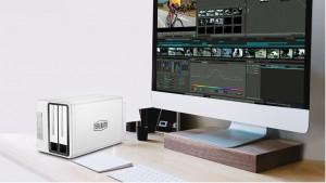 TerraMaster представила дисковое хранилище D2-310