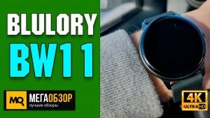 Обзор Blulory BW11. Недорогие умные часы с расширенным набором датчиков