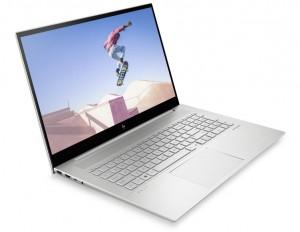 Ноутбук HP Envy 17 получил платформу Intel Tiger Lake