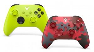 Microsoft выпустила два новых беспроводных контроллера для Xbox