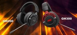 AOC представила игровые гарнитуры GH200 и GH300