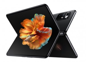 Xiaomi Mi MIX Fold официально представлен