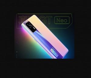 Официальное изображение Realme GT Neo