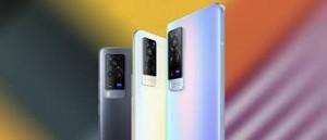 Vivo X60, X60 Pro и X60 Pro + запущены в Индии