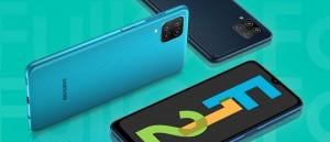 Samsung представила доступный Galaxy F12