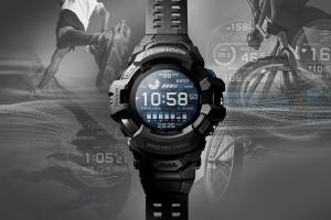 Casio представила умные часы G-Squad Pro GSW-H1000