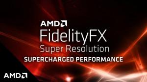 Технология AMD FidelityFX Super Resolution доступна через драйвер Radeon Adrenalin 2020 21.6.1