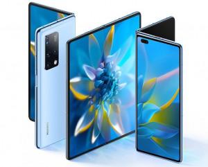 Складной смартфон Huawei Mate X2 4G появился в продаже