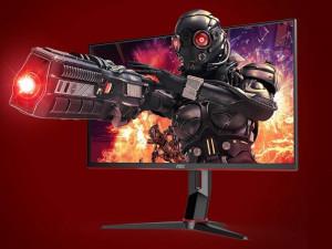 Игровой монитор AOC U28G2XU поступит в продажу в августе