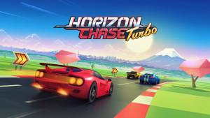 В Epic Games Store бесплатная раздача игры Horizon Chase Turbo