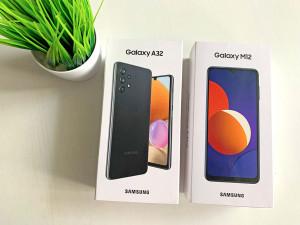 Купить Samsung Galaxy A32 и Galaxy M12 по выгодной цене