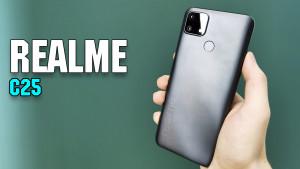 Обзор realme C25 4/64 GB. Долгоиграющий бюджетный смартфон с тремя камерами