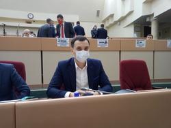 Облдума согласовала прекращение полномочий Ивана Дзюбана