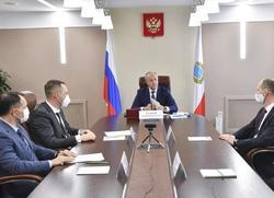 Греф и Радаев договорились о строительстве центра обработки данных Сбера