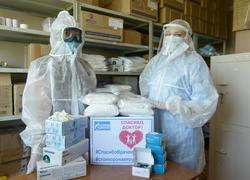 'Газпром трансгаз Саратов' помогает врачам в борьбе с коронавирусом