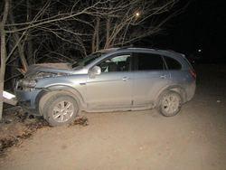 'Шевроле' врезалась в дерево, погибла 18-летняя девушка