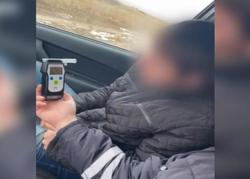 Пьяный мужчина без прав угнал машину у родственника
