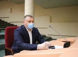В облдуме обсудили 'ущерб' от перехода депутата в мэрию