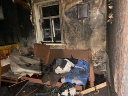 На пожаре в частном доме погибли 3 человека