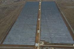 В области запустили четвертую солнечную электростанцию