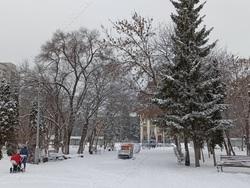 На выходных прогнозируют снегопады и усиление ветра