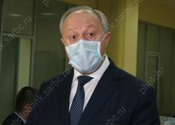 Губернатор Радаев потерял в рейтинге влияния 10 позиций