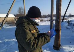 На обочине дороги найден замерзший насмерть мужчина