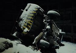 'Жигули' сбросили в заброшенную ракетную шахту