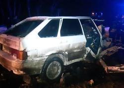 В автокатастрофе на трассе погибли три человека