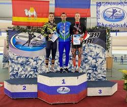 Конькобежец стал вторым на Кубке России