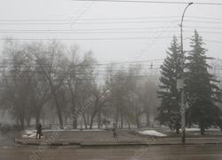 В области ожидаются небольшие осадки и туман