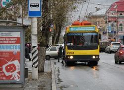 Для двух маршрутов возьмут в лизинг 24 троллейбуса
