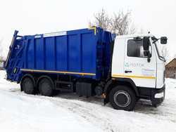 В систему обращения с мусором в регионе вложено еще 225 млн
