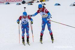Саратовские биатлонисты преуспели в эстафетных гонках