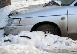Горожан просят не парковаться на участках пяти улицах из-за уборки снега
