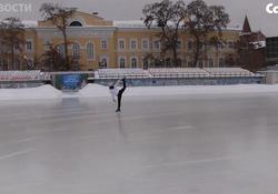 'СарБК' проверил лед на городских катках