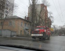 На пожаре в частном секторе погиб мужчина